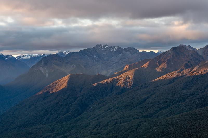 Skelmorlie Peak from End Peak