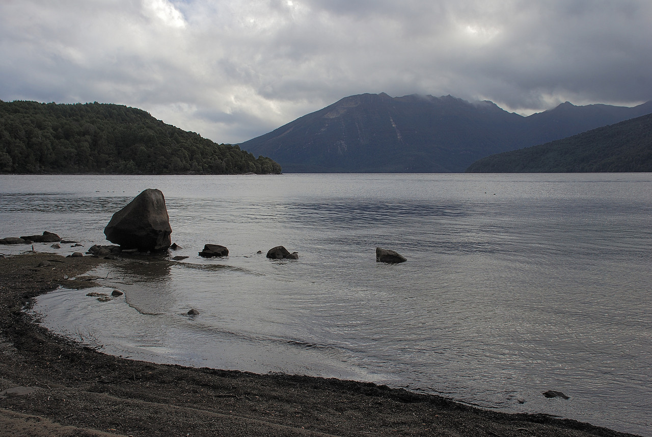Camp Bay, Lake Te Anau