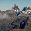 Mt Wilmur, Mt Elliot and Mt Kepka