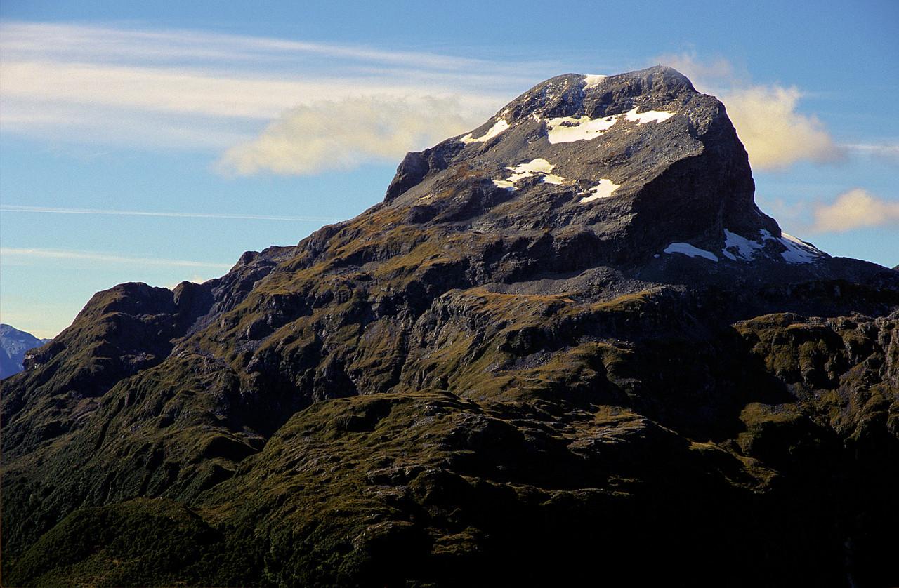 Mt Irene from Irene Saddle