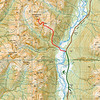 "02. Trip map. 1 grid square = 1km. Left click on map then select ""Sizes -> Original"" in bottom right corner of screen to view full size"