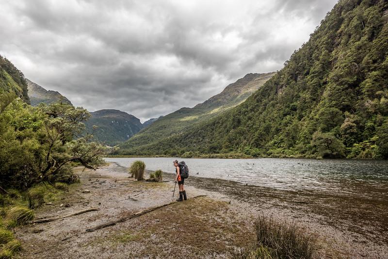 Gair Loch, Seaforth River