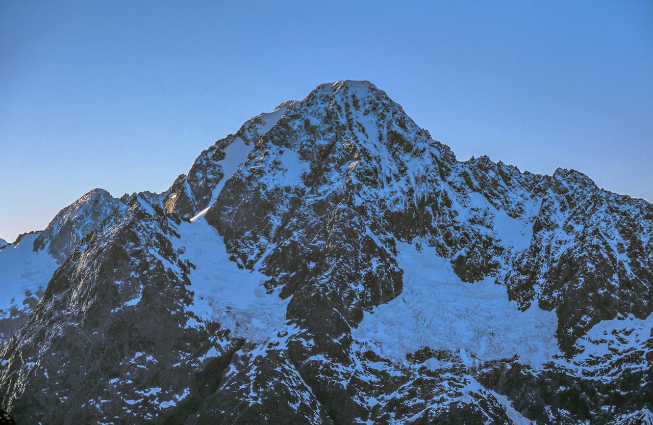 Mt Christina from Consolation Peak