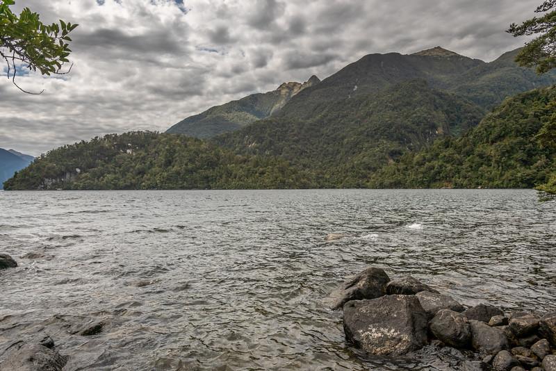 George Sound, Fiordland.