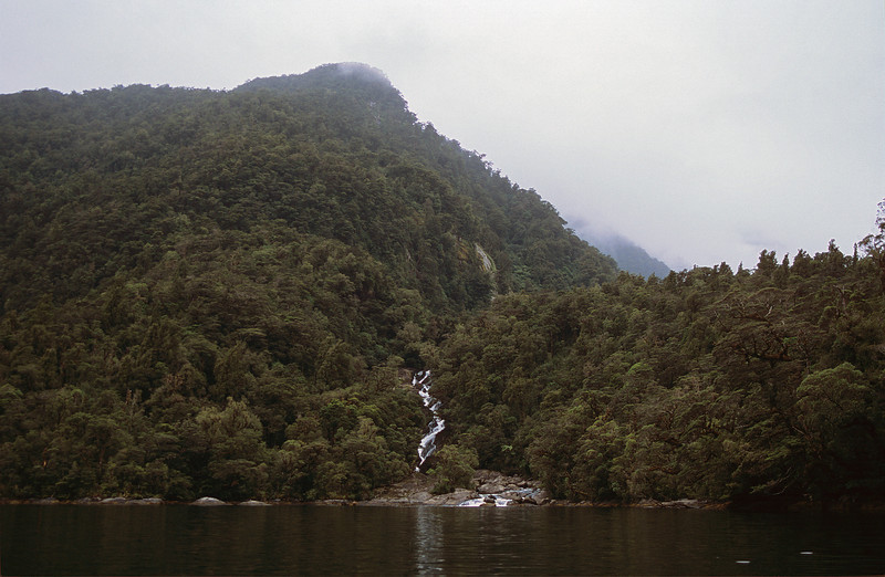 Alice Falls, George Sound