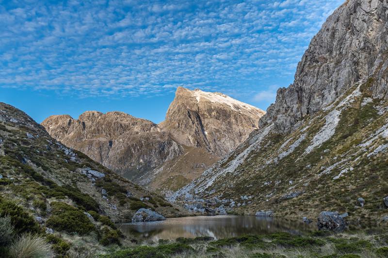 MacPherson Pass, Kepler Mountains.