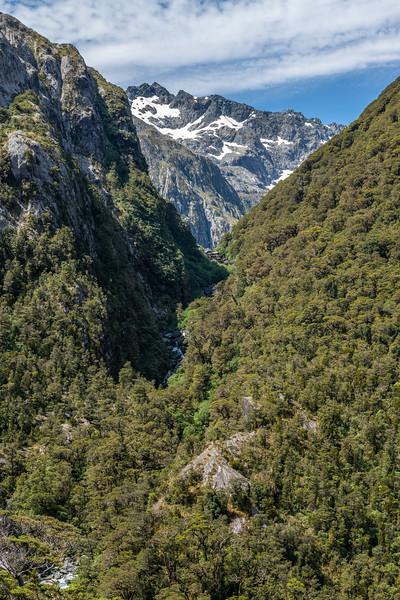 Harrison River gorge and Ongaruanuku