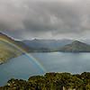 Green Lake panorama