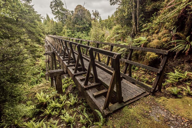 Edwin Burn Viaduct, South Coast Track