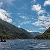 Paddling Lake Mouat