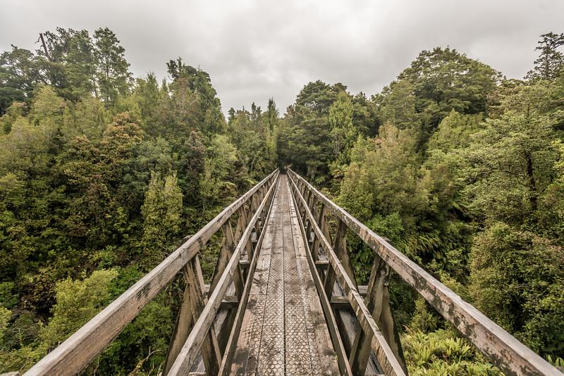 Francis Burn Viaduct, South Coast Track