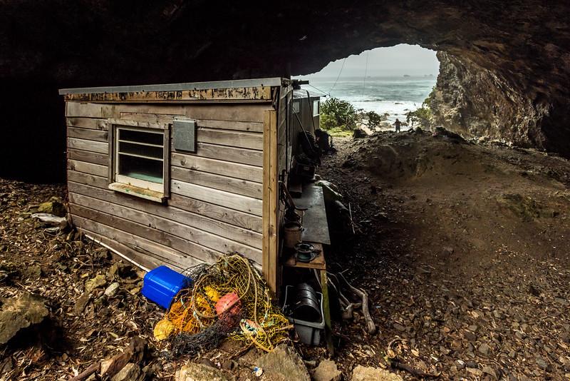 Westies Hut, Prices Harbour