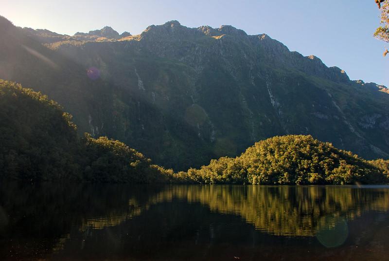 Lake Dale, Light River
