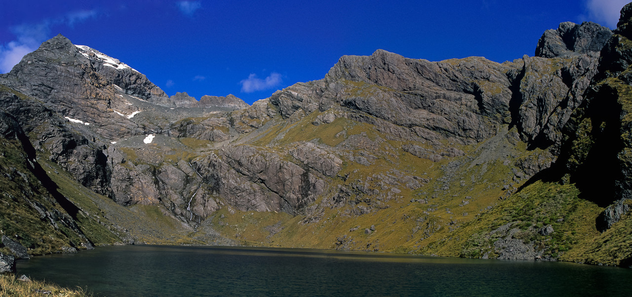 Lake Roberts. Unnamed Peak 1945m above
