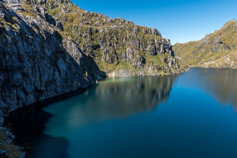 Lake Victoria, Kepler Mountains