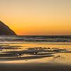 Transit Beach sunset