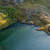 Lake Liz and the old kakapo bivvy