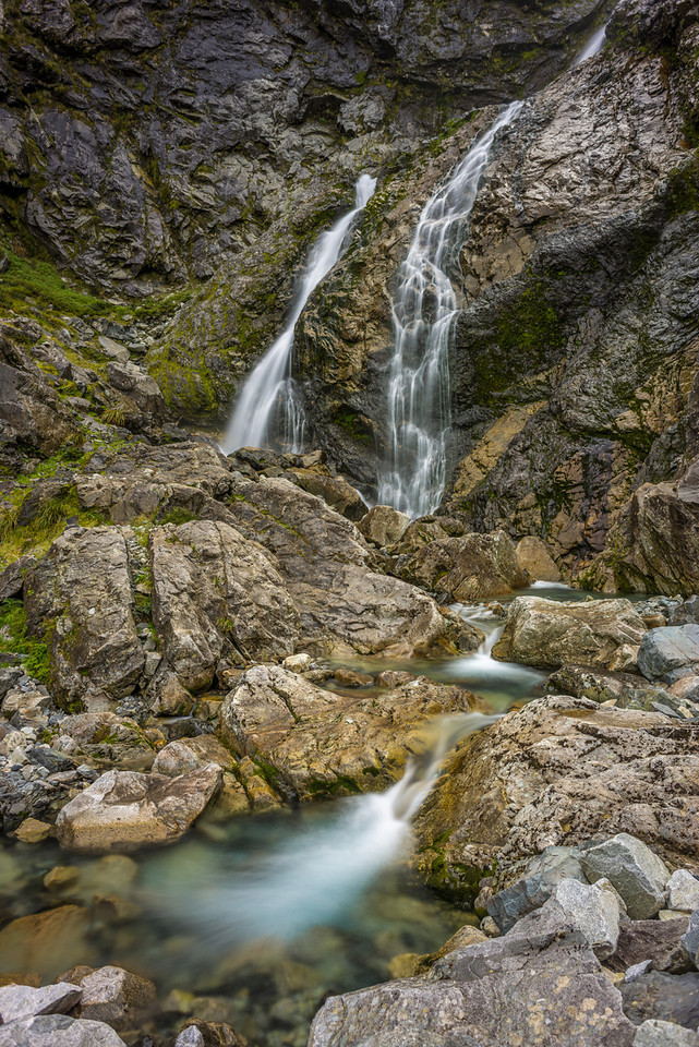 Lyttle Falls, Marian Creek