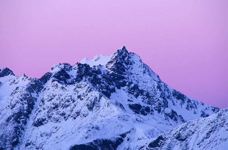 Peak 1892, Livingstone Mountains