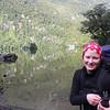 Nina at Lake Ada