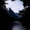 Arthur River below Lake Ada