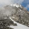 Milford Road Avalanche Control Programme hut on Mount Crosscut West Peak