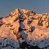 Mount Christina at sunrise