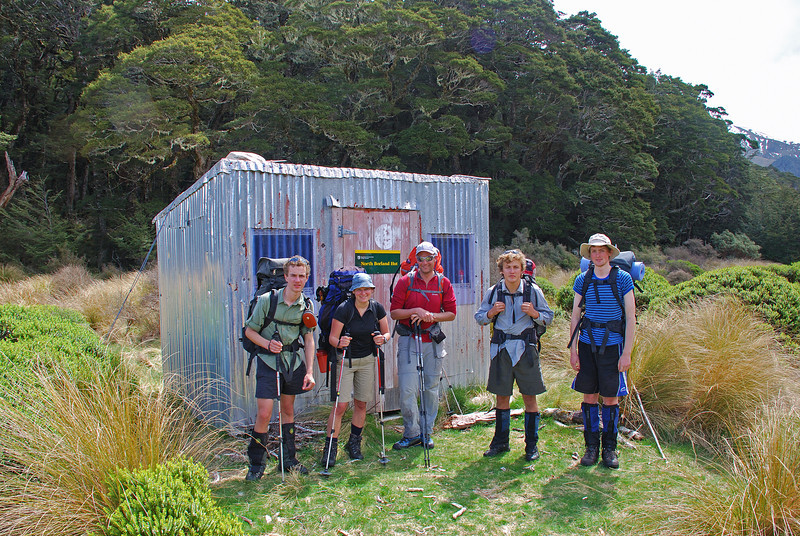 North Borland Hut.