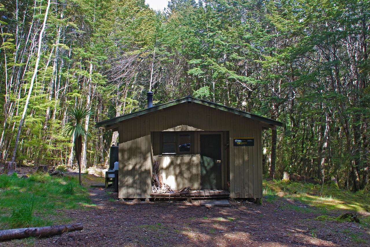 Hope Arm Hut, Lake Manapouri