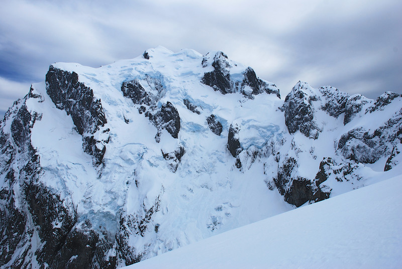 Mount Tutoko south face