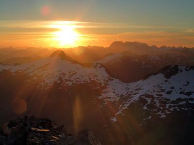 Mt Christina 26-27 January 2013