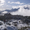 Key Summit and nice snow
