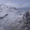 Emily Peak from above Lake Mackenzie
