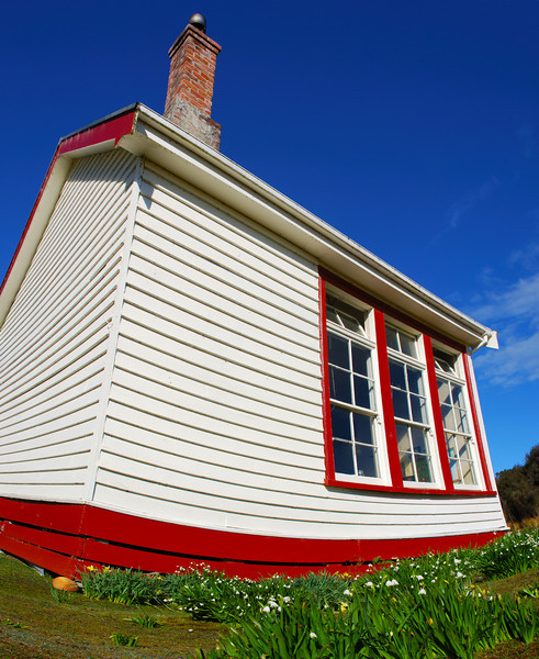 Port Craig schoolhouse
