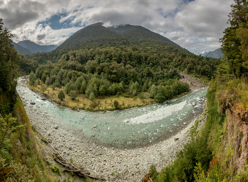 Hokuri Creek. Fiordland National Park.