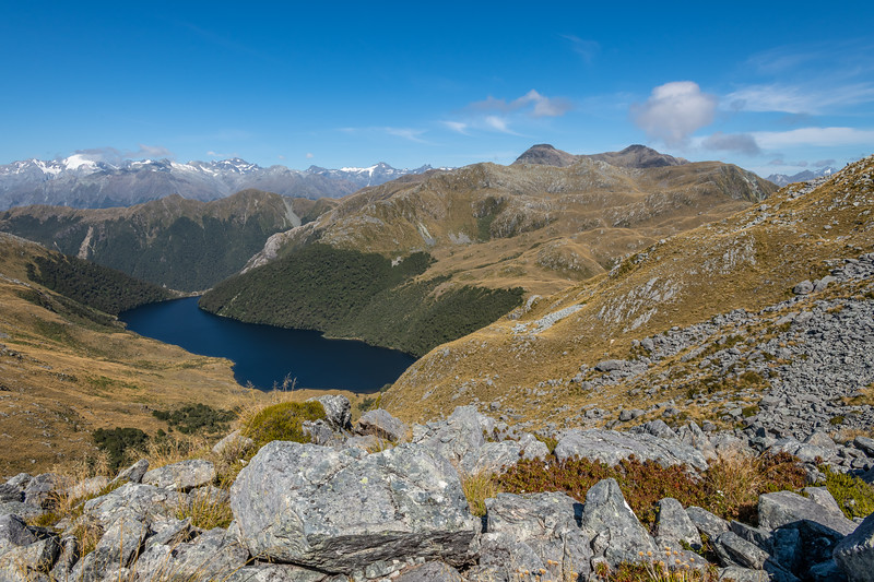 Skippers Range, Fiordland National Park.