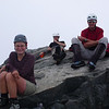 The team on top of Talbot