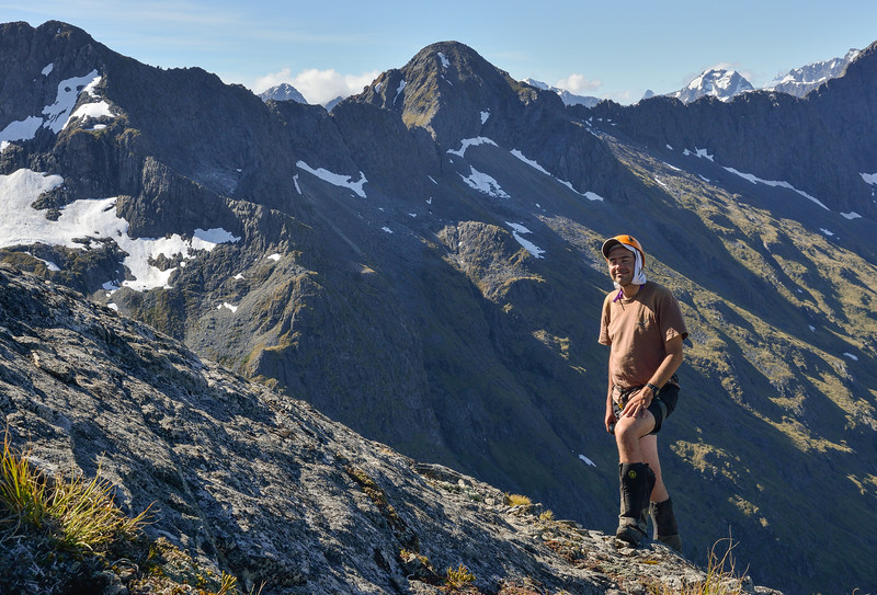 On Triton Peak
