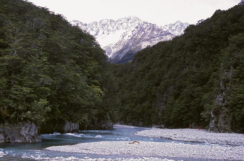 Huxley River gorge