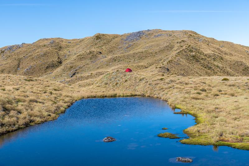 Mataketake Range tops, Westland.