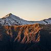 Law Peak at sunrise