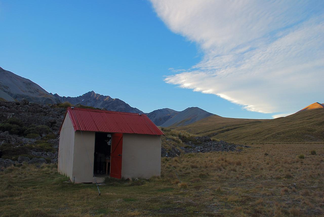 Snowy Gorge Creek Hut