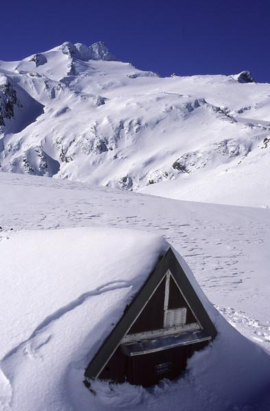 Brewster Hut