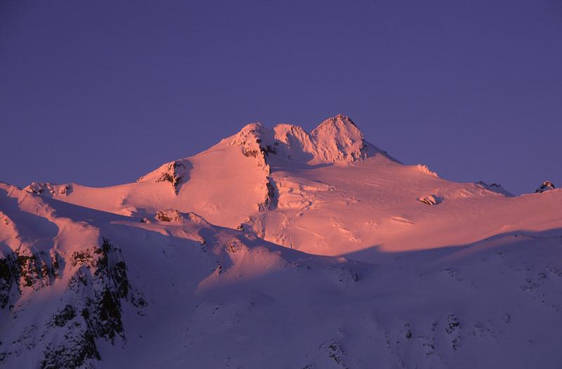 Mt Brewster