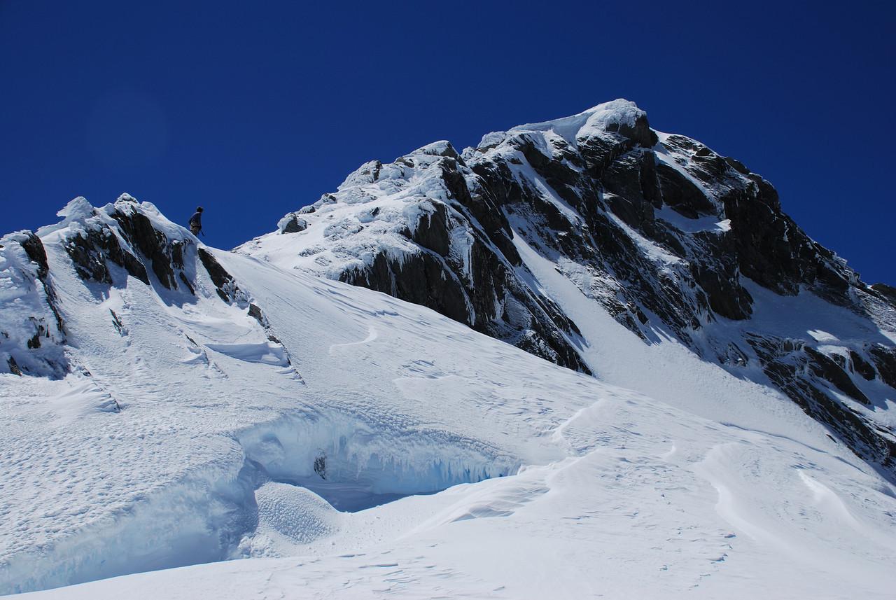 Mt McCullaugh west ridge