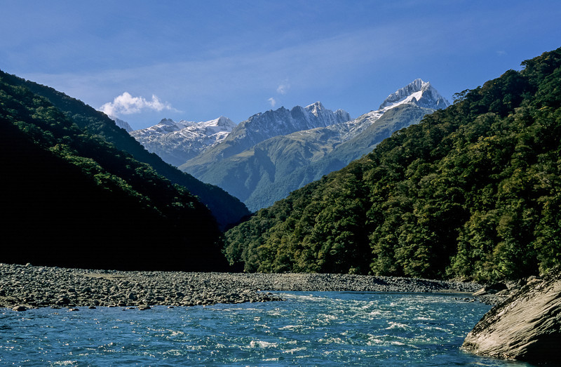 Mt Trent, Landsborough River
