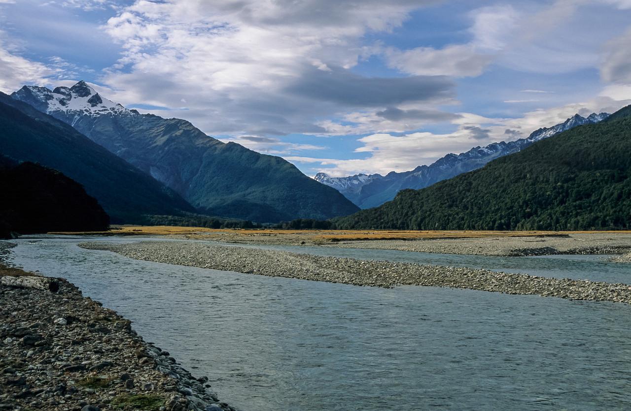 Hunter River and Mount Ferguson