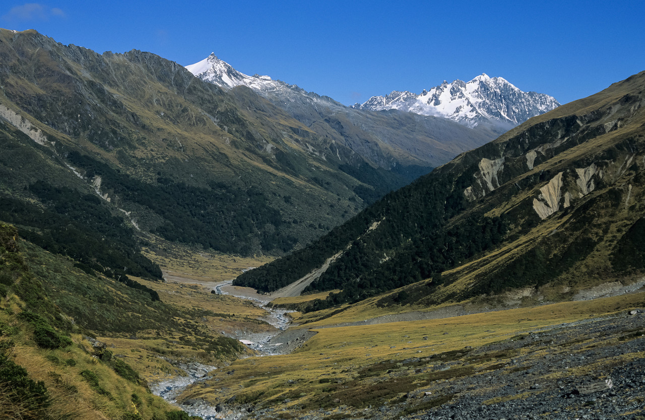 Mount Tole and Mount Brewster, Wills River