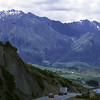 Sentinel Peak from Hawea Lookout