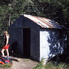 Sawyer Burn Hut